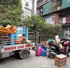 Cho thuê xe ba gác chở đồ tại hà đông