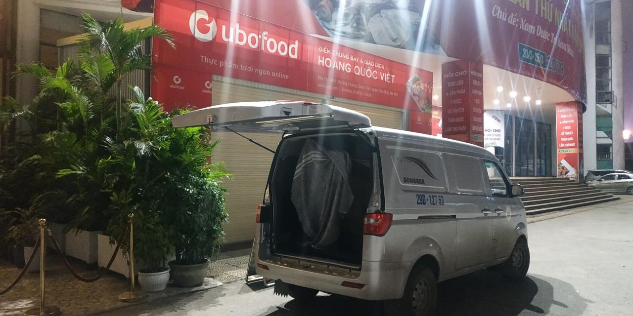 Cho thuê xe ba gác Hoàng Quốc Việt